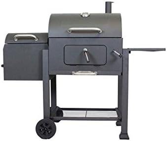 Landmann 560212 Charcoal Grill Offset Smoker