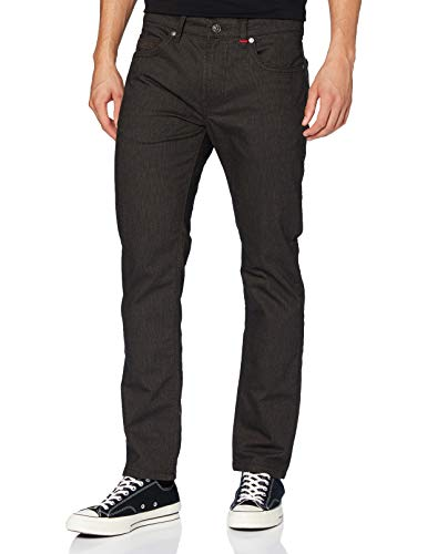 MAC Jeans Herren Arne Pipe Hose, 290 deep Brown, 38/32