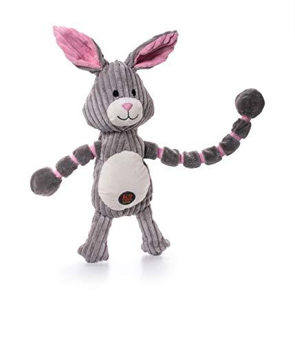 Petstages Thunda Tugga Bunny Hundespielzeug aus Plüsch und quietschend