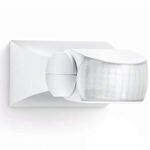 vidaXL Steinel Detector de Movimiento Infrarrojo IS 1 Blanco