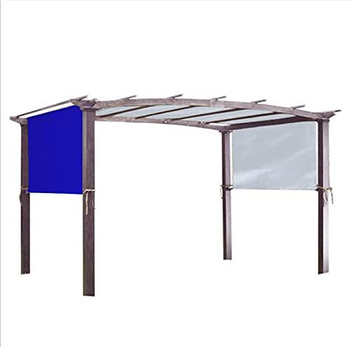 zhangsan Pergola de repuesto para marquesina con correas de fijación, universal, resistente al agua, toldo superior para estructura del hogar al aire libre