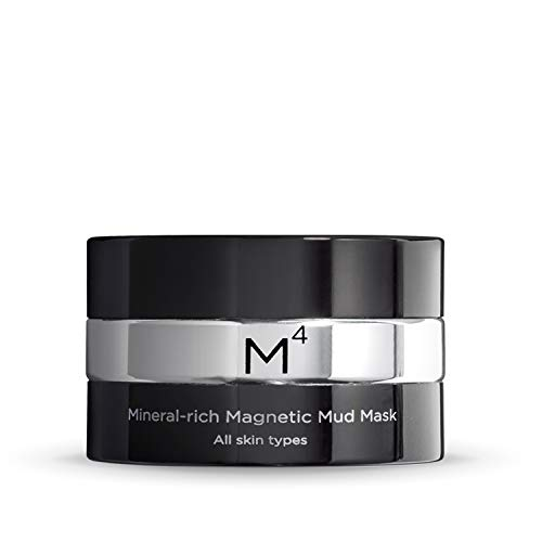 SEACRET Minerals From The Dead Sea, M4 mineral rich magnetic mud mask 1.8 FL.OZ.