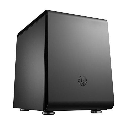 BitFenix No Power Supply MicroATX Tower Case BFC-PHM-300-KKXKK-RP,Black
