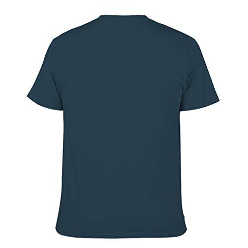Camiseta de algodón para hombre, diseño de película el niño