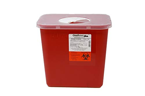 buy  2 Gallon Size | Sharps and Biohazard Waste ... Diabetes Care