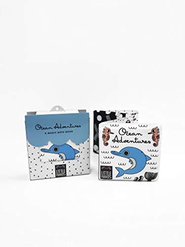 Ocean Adventures: A Magic Bath Book (Little Hands)