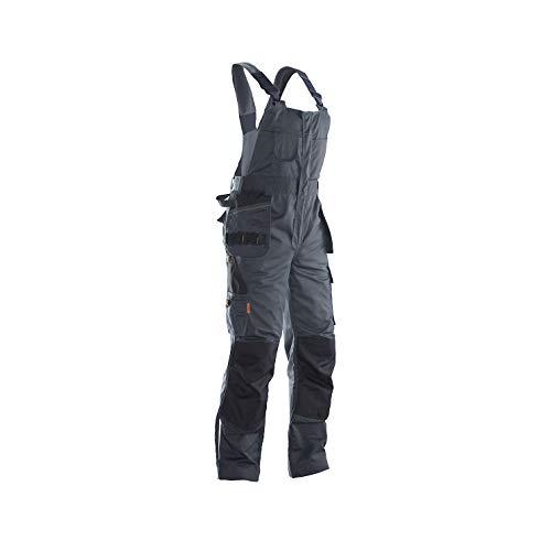Jobman Workwear 3730, 373020-9899-C52 Latzhose, Grau, C52