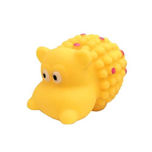 Giocattoli per animali Grande Hippo forma di suono giocattoli da compagnia di masticazione del cane...