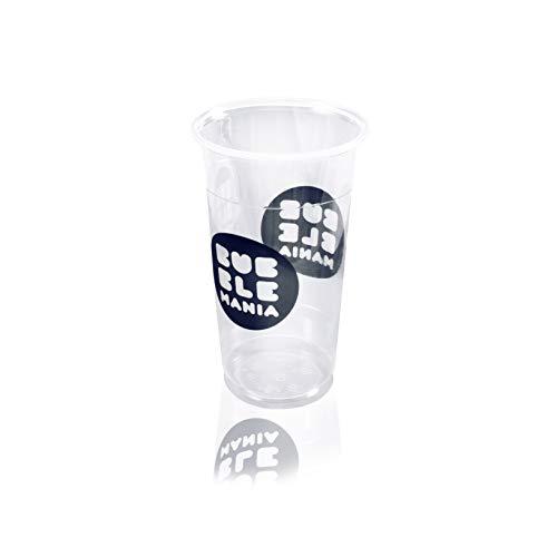 Bubble tea Becher   plastic cup 0,7l (50 stück)