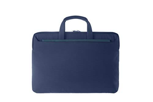Tucano-Borsa Ufficio per Laptop 15.6 Pollici e per MacBook 15 Pollici. Borsa da Lavoro Donna e Borsa da Lavoro Uomo...