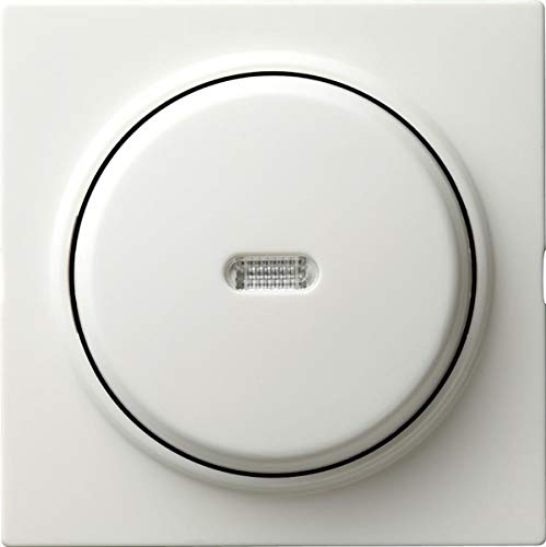 Gira 012040 - Interruptor, Color Blanco
