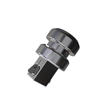 Kensington N17 Câble de Sécurité à Clé pour Ordinateurs Portables et Appareils Dell avec Verrou Robuste et Câble en Acier Carbone - 1,8 m de Long (K64440WW)