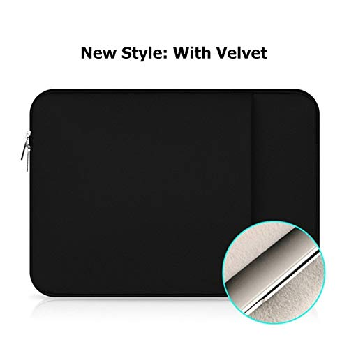 Laptop Zipper Sleeve 14,15.6 Inch Notebook Bag 13.3 for MacBook Air Pro 11.6 13 Case,Laptop Bag 11,12,13,15 Inch Protective Case Practical Computer Bag Beautiful