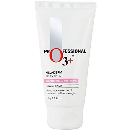 O3+ Meladerm Brightening & Whitening Day Cream SPF 40 for...