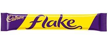 Cadbury Flake Milk chocolate 32g x 10 sticks Imported from Ireland