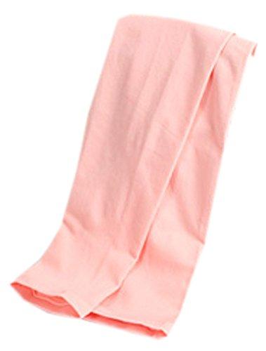 Sport Arm cyclisme manches Sun Housse de protection UV Bras manches rose