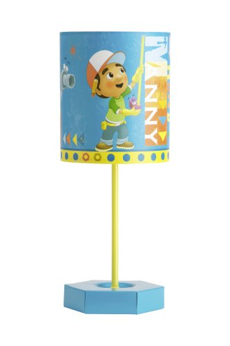 Brilliant HMA0024EU Lampe à Poser Multicolore Handy Manny 0,72 W