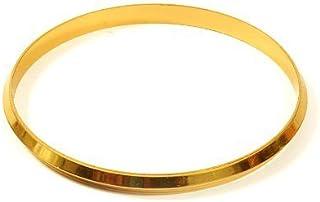 Multiline company Gold Plated Imitation Shining Bracelet Kada for Men