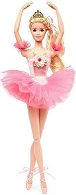 Barbie Ballet Wishes Fashion Doll