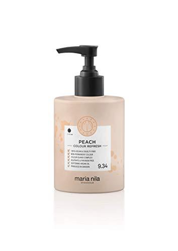 Maria Nila Colour Refresh Peach 9.34, tinten, per stuk verpakt (1 x 300 ml)