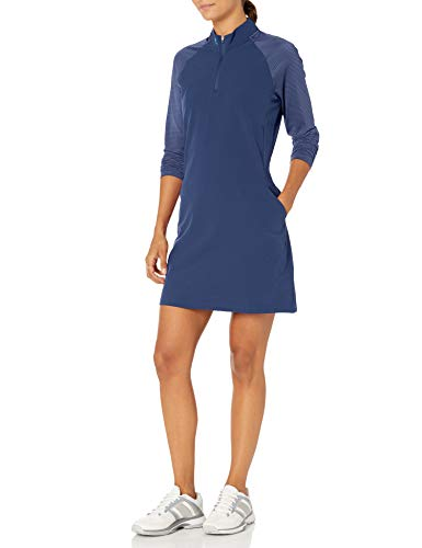 adidas Golf Dress, Tech Indigo, Small