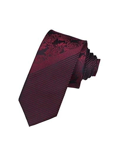 Adorn Premium Polyester Jacquard Tie For Mens