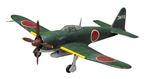 ファインモールド 1/72 航空機シリーズ 帝国海軍 局地戦闘機 烈風一一型 プラモデル FP35