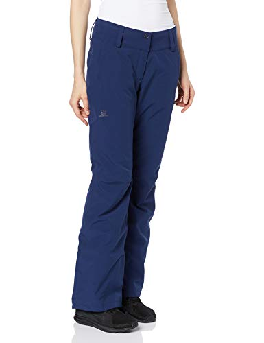 SALOMON Damen Strike Hose, Medieval Blue, XL