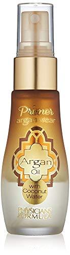 Physicians Formula Argan Wear 2-in-1 Argan Oil and Coconut Water Primer, 1 Fluid Ounce