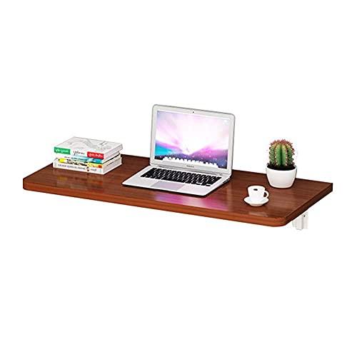 Mesa Mesa Plegable portátil Mesa de Comedor montada en la Pared para Cocina/Soporte de Escritorio para computadora/Soporte/Decoración de Rejilla (comentarios al Comprar Color) (Tamaño: 30x100CM