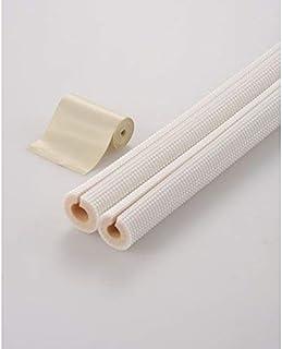 オーム電機 エアコン配管用断熱材 非粘着テープ 3m 配管カバー 補修用 00-4462 OHM