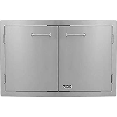 "Lion Premium Grills L3322 Double Door 33""x22"""