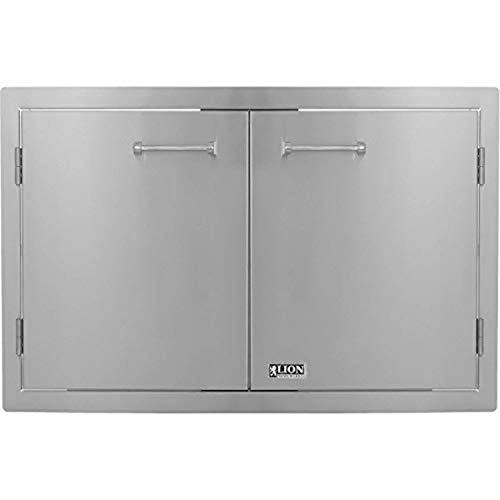 Lion Premium Grills L3322 Double Door 33'x22'