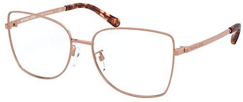 Michael Kors Eyewear Memphis 3035 1108 Metall Roségold Schmetterling