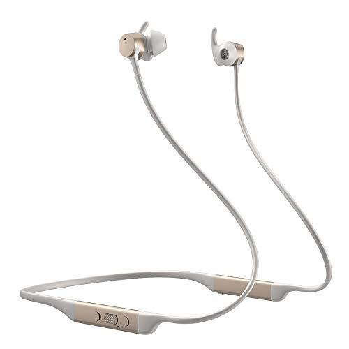Oferta de Bowers & Wilkins PI4 Auriculares inalámbricos con cancelación de Ruido, con Auriculares magnéticos intraurales, Bluetooth 5.0, Color Dorado
