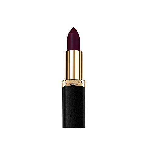 L'Oréal Paris Colour Riche Matte Lipcolour, Matte-Jestic, 0.13 oz.