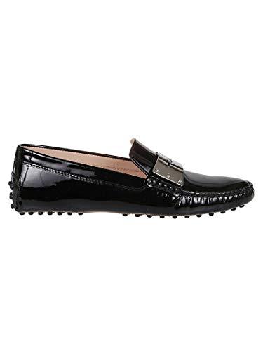 Tod's Luxury Fashion Damen XXW0QQ0CH000W0B999 Schwarz Monk-Schuhe | Herbst Winter 19