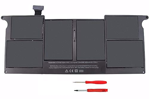 7xinbox 7.6V 38.75Wh A1406 A1495 Laptop Battery compatible with APPLE Macbook Air 11' inch A1465 A1370 Mid 2011 2012 2013 Early 2014