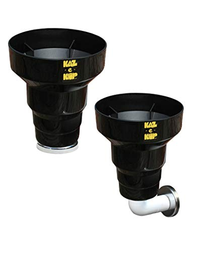 Magnetic Cup Holder 2 Pack for Horizontal and Vertical Mount- Strong Magnetic Cup Holder 2 Pack. 1 Vertical Mount and 1 Horizontal Mount Magnetic Cup Holder for Tractor, Toolbox, Fork Lift and More