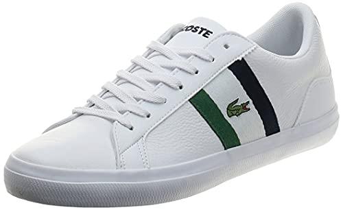 Lacoste Męskie buty sportowe Lerond 119 737cma0045042, biały - Biała biel 737 cma0045042-39.5 EU
