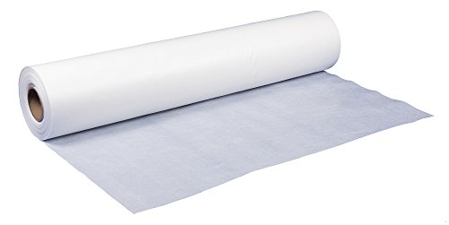 """CHEMCO Fiberweb, 72HSFRP, 300'x72"""" High Strength Floor Covering Roll, Flame Retardant Surface Protection, 1 Roll"""