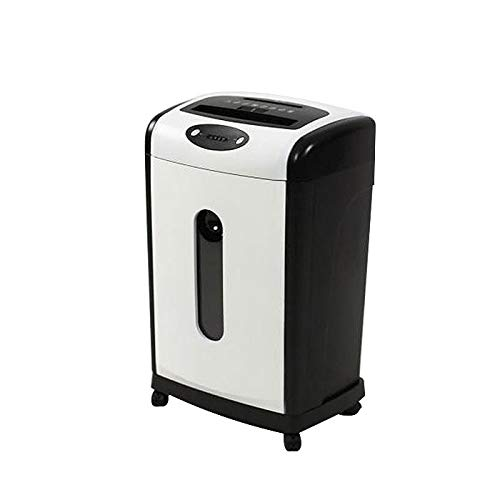 Why Choose CNJACKY 230W Heavy-Duty Micro-Cut Paper Shredder, max 19-Sheet Cross-Cut Paper/CD/Credit ...