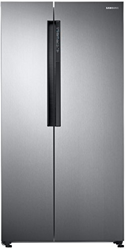 Samsung 674 L Frost Free Side-by-Side Refrigerator(RS62K60A7SL/TL, Stainless Steel, Inverter Compressor)