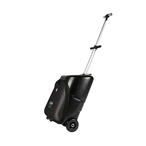 Micro Mobility Lazy Luggage Sac à vêtements Noir 52 cm 18 l