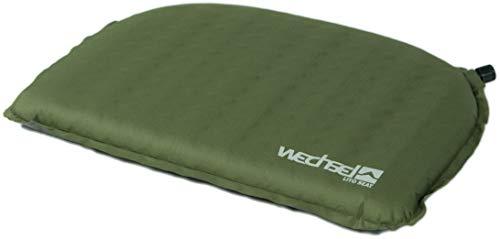 Wechsel Tents Lito Seat - Extrem leichtes und Robustes Sitzkissen - 40 x 30 x 3,8 cm, Grün