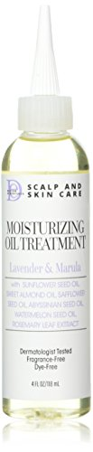 Design Essentials Scalp and Skin Care Moisturizing Oil Treatment, 4 Ounces