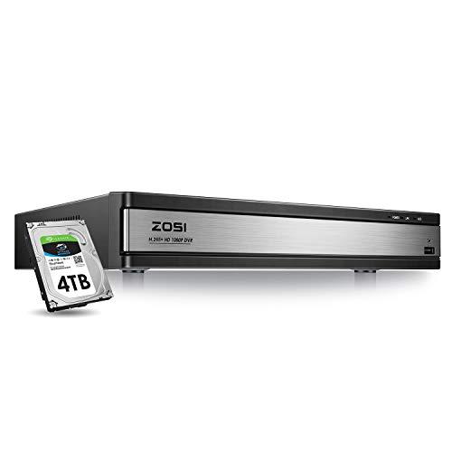 ZOSI Full 1080p H.265+ 16 Channe...