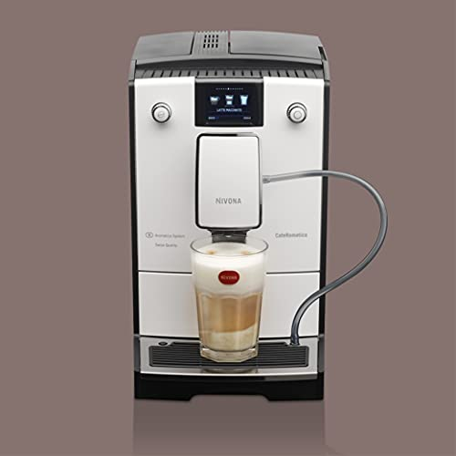 Nivona NICR CafeRomatica 779 ekspres do kawy, różne materiały, 2,2 l, biały