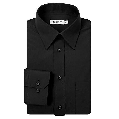 [アトリエサンロクゴ] ワイシャツ 長袖 形態安定 ビジネス カジュアル 制服 ユニフォーム メンズ y9-7-9-1 ...