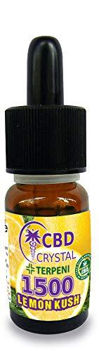 Crystalcbd Lemon KUSH 10ml kush CBD...